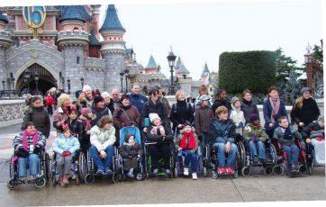 Uitstappen naar Disneyland Paris met en door VZW De Helpende Hand